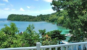 Top-Deck-View - Moon San - Port Antonio